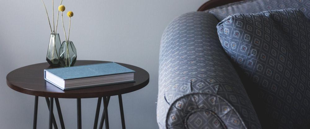 Atelier - herstofferen - ambacht - upholsterer belgium | De Stoffeerder